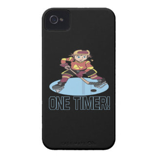 One Timer iPhone 4 Case