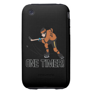 One Timer iPhone 3 Tough Cases