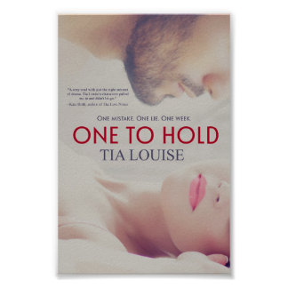 One to Hold cover image poster