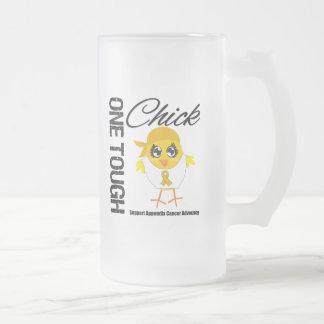 One Tough Chick Appendix Cancer Warrior Mug