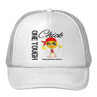 One Tough Chick Blood Cancer Advocacy Trucker Hat