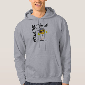 One Tough Chick Brain Cancer Warrior Pullover