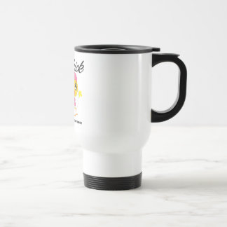 One Tough Chick Breast Cancer Warrior Mugs