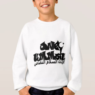 One Ummah Graffiti Sweatshirt