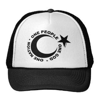 One Ummah Star & Crescent Trucker Hat