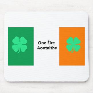 One United Ireland Flag Mouse Mat