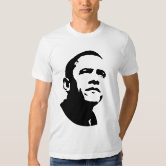 ONE VOICE-PRESIDENT OBAMA TEE SHIRT