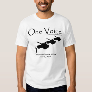 One Voice Tee Shirt