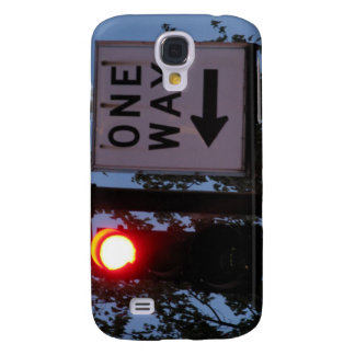 One Way Galaxy S4 Case