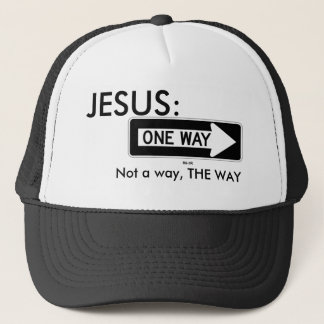 One Way Jesus Hat