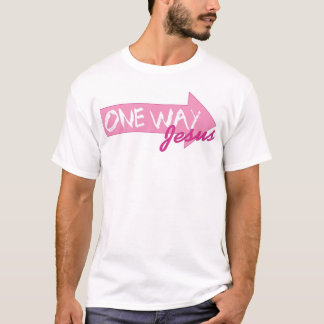 One Way -> JESUS T-Shirt