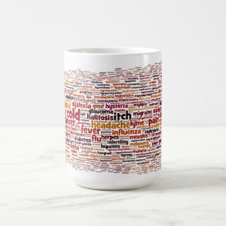 One-word Medical Diagnosis Mug