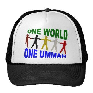 One World One Ummah Mesh Hats