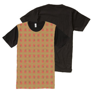 One Woven Wonder Quilt All-Over Print T-Shirt