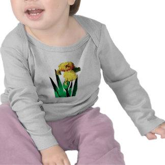 One Yellow Iris Infants T-shirt