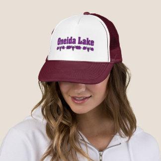Oneida Lake Trucker Hat