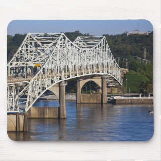 O'Neil Bridge on Tennessee River, Florence, Mouse Mat