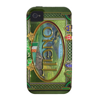 O'Neill Family Banner Case-Mate iPhone 4 Covers