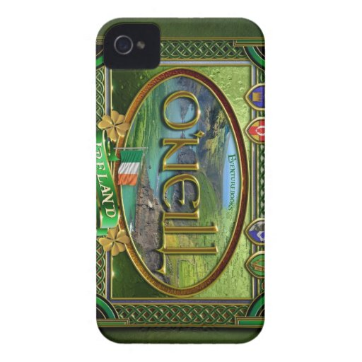O'Neill Family Banner iPhone 4 Case
