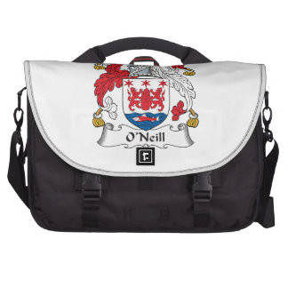 O'Neill Family Crest Laptop Bags