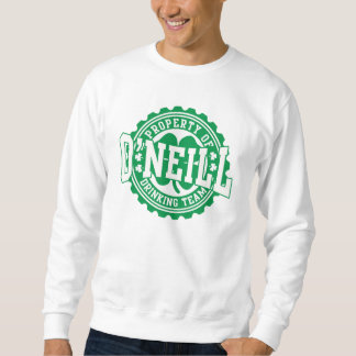 O'Neill Irish Drinking Team Pullover Sweatshirts