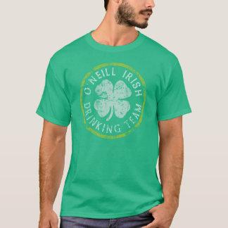 O'Neill Irish Drinking Team t shirt