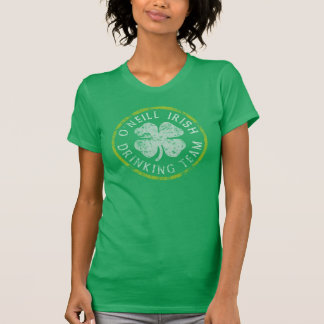 O'Neill Irish Drinking Team T-Shirt