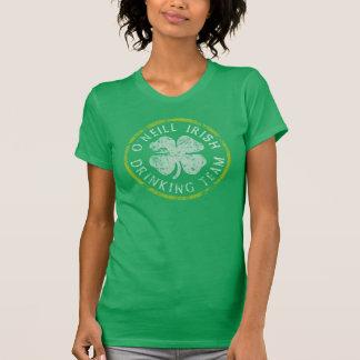 O'Neill Irish Drinking Team Tshirts