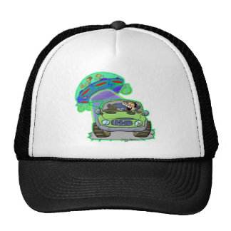 Ongher's UFO, Abduction Hats