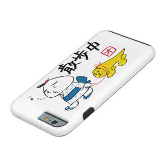 Onigigi Kun &Takuan iPhone cases Tough iPhone 6 Case