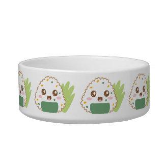 Onigiri Cat Bowl (Light)