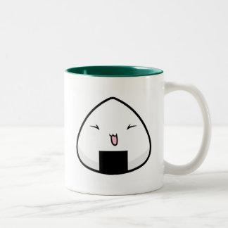 Onigiri Kun Two-Tone Mug