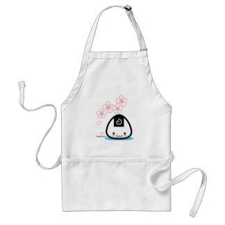 Onigiri Mei apron (more styles)