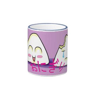 Onigiri Ringer Mug