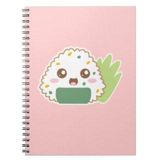 Onigiri Notebook (light)