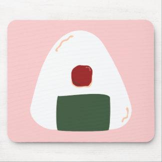 Onigiri ♥ Pink ver Mouse Pad