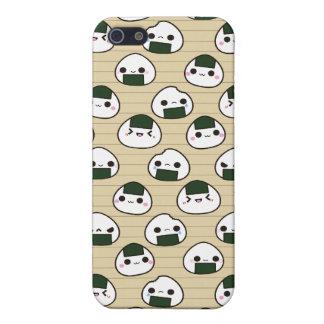 Onigiri Rice Balls Cases For iPhone 5