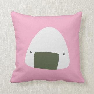 Onigiri Throw Cushion