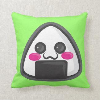 Onigiri Throw Cushions