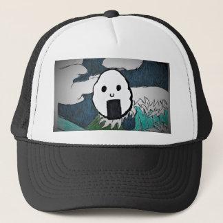 Onigiri-Wave Trucker Hat