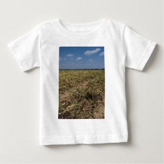 Onion Field Landscape in Georgia Shirt