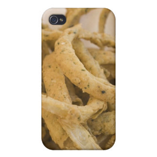 Onion rings iPhone 4 case