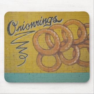 Onionrings Mousepad