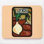 Onions Mousemats