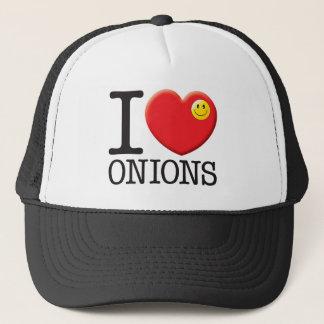 Onions Trucker Hat