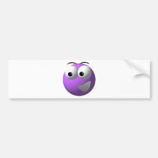 Online Bingo Games Mascot Mechandise Bumper Sticker