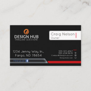 Design online business cards business card printing zazzle uk online designer business card reheart Images