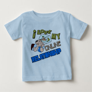Online Relationship Fishing T-shirts / Gifts