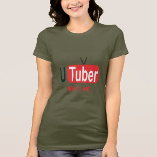 Online video Who I Am T-Shirt