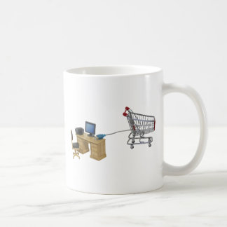 OnLineShopping070709 Coffee Mug